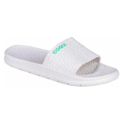 Coqui RUNE white - Women's sandals