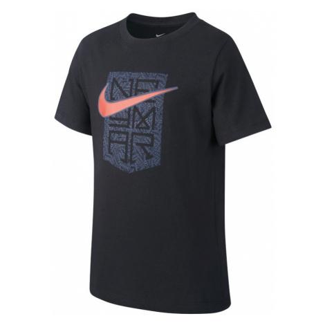 Neymar Jr. Older Kids' T-Shirt - Black Nike