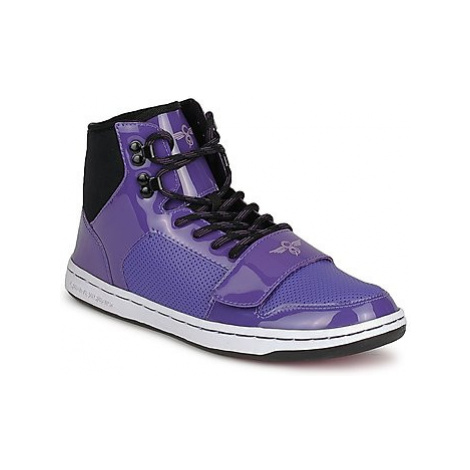 Creative Recreation W CESARIO women's Shoes (High-top Trainers) in Purple