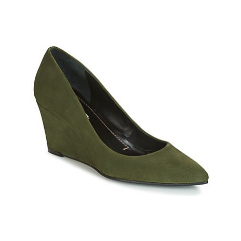Paco Gil CLAIRE women's Court Shoes in Green