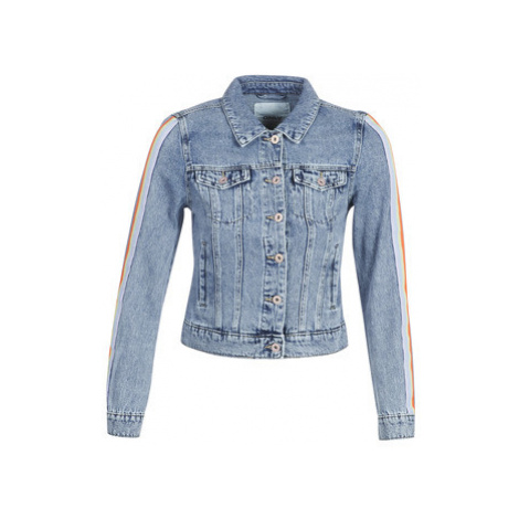 Only ONLCHRIS women's Denim jacket in Blue