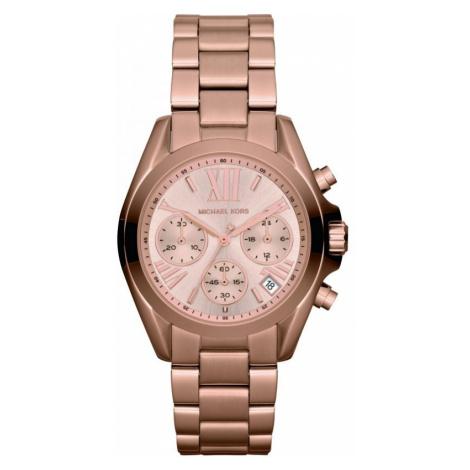 Ladies Michael Kors Bradshaw Mini Chronograph Watch