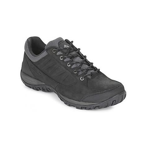 Columbia RUCKEL RIDGE™ PLUS men's Sports Trainers (Shoes) in Black