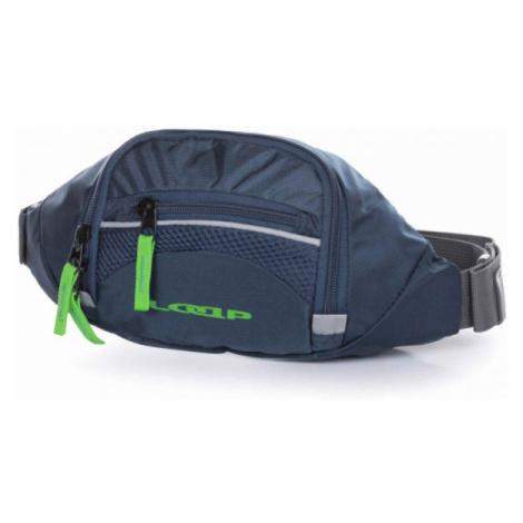 Loap TULA dark blue - Waist bag