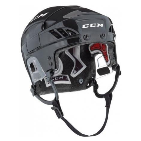 Black hockey helmets
