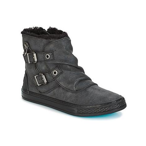 Blowfish Malibu KOTO SHR women's Mid Boots in Black