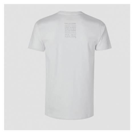 MP Men's Rest Day Slogan T-Shirt - White Myprotein