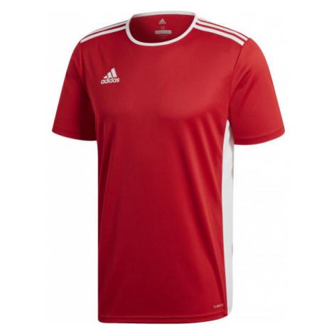 adidas ENTRADA 18 JSY red - Men's football jersey