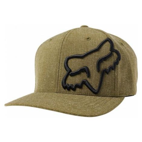 Fox CLOUDED FLEXFIT green - Baseball cap