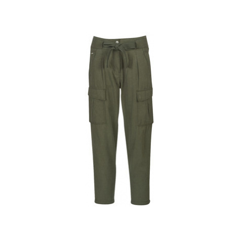 G-Star Raw CHISEL BF PANT WMN women's Trousers in Kaki