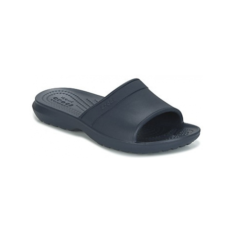 Crocs CLASSIC SLIDE K girls's in Blue