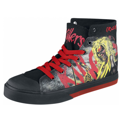 Iron Maiden - EMP Signature Collection - Sneakers - multicolour