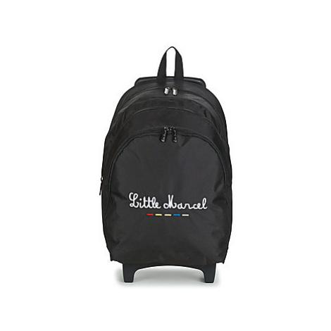 Black boys' school bags