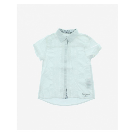 Pepe Jeans Kids Shirt White