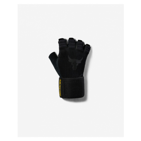 Under Armour Project Rock Gloves Black