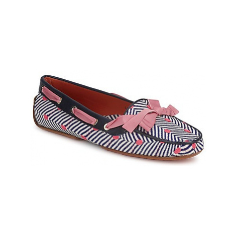 Missoni VM054 women's Loafers / Casual Shoes in Blue