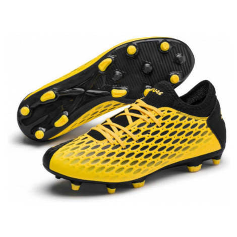 Yellow equipment for ball sports