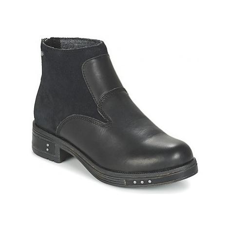 Caterpillar ZOE women's Low Ankle Boots in Black