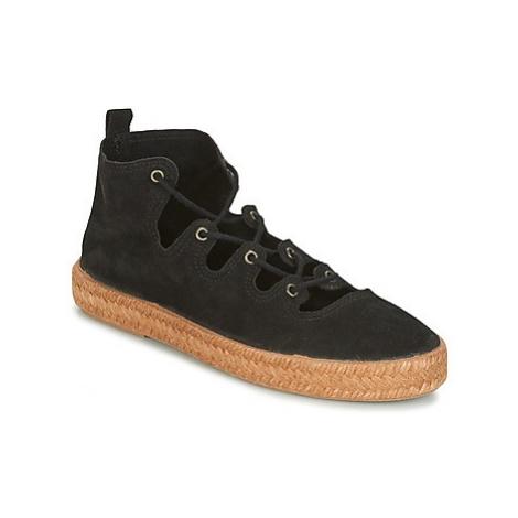 Ippon Vintage JOY-WEEK women's Espadrilles / Casual Shoes in Black