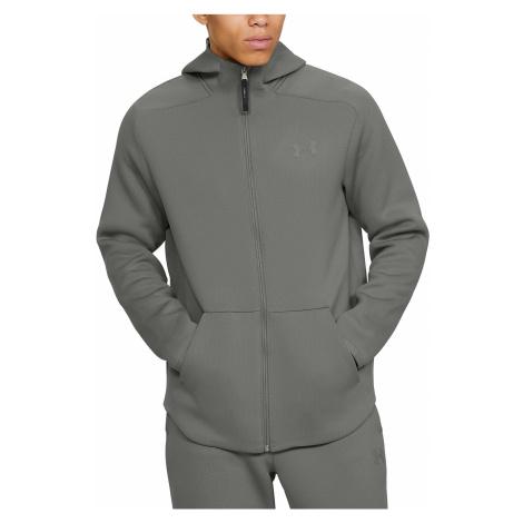 sweatshirt Under Armour Move Zip - 388/Gravity Green - men´s