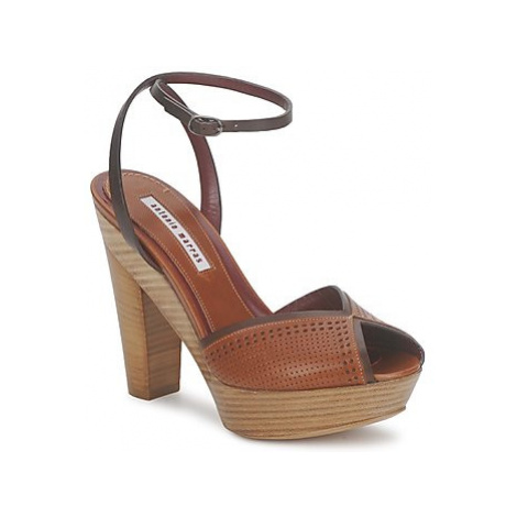 Antonio Marras 4211 PAYA women's Sandals in Brown