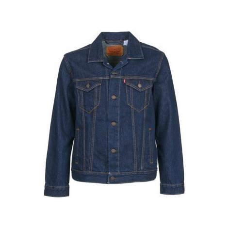 Levis THE TRUCKER JACKET women's Denim jacket in Blue Levi´s