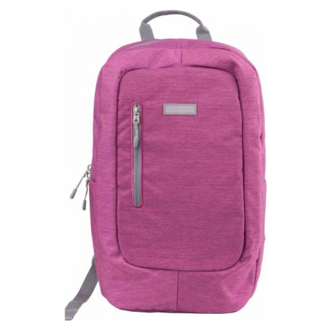 Crossroad THEO 17 pink - City backpack