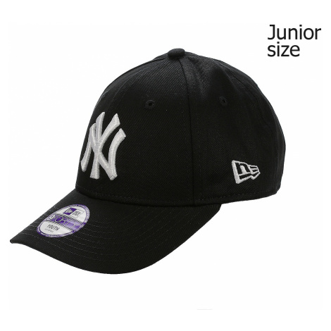 cap New Era 9FO League Basic MLB New York Yankees Youth - Black/White
