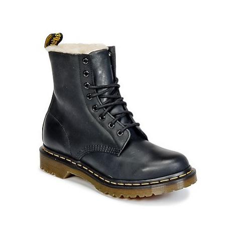 Dr Martens SERENA women's Mid Boots in Black