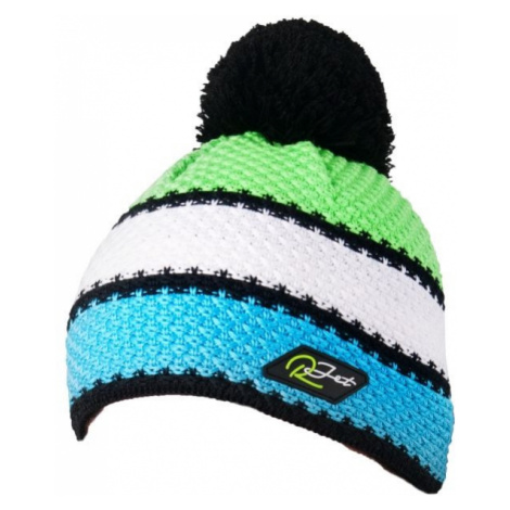 R-JET THICK KNITTED 3P blue - Men's knitted hat