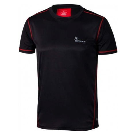 Klimatex FEDDE black - Men's running T-shirt