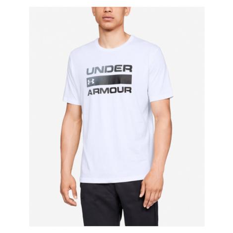Under Armour Team Issue Wordmark T-shirt White
