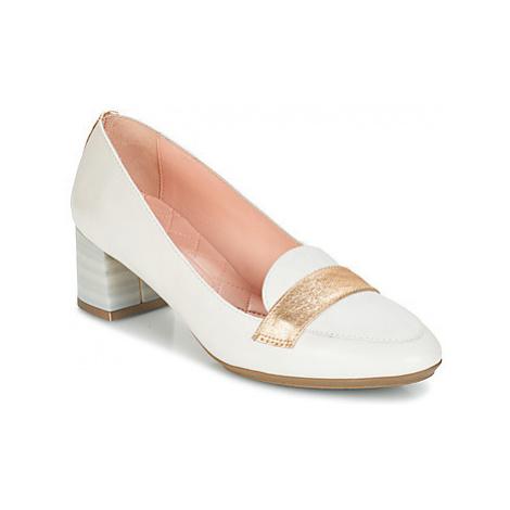 Hispanitas ROSA-5P women's Court Shoes in White