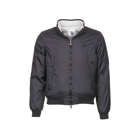 U.S Polo Assn. USPA men's Jacket in Black U.S. Polo Assn