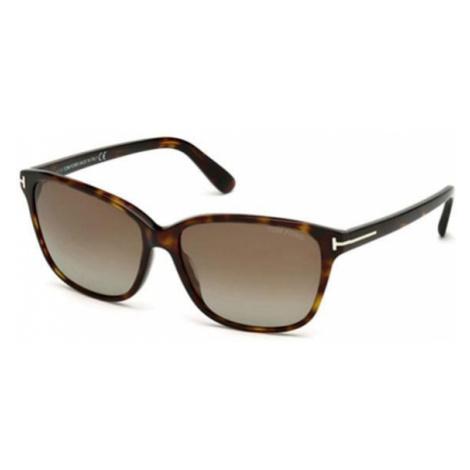 Tom Ford Sunglasses FT0432 DANA 52H