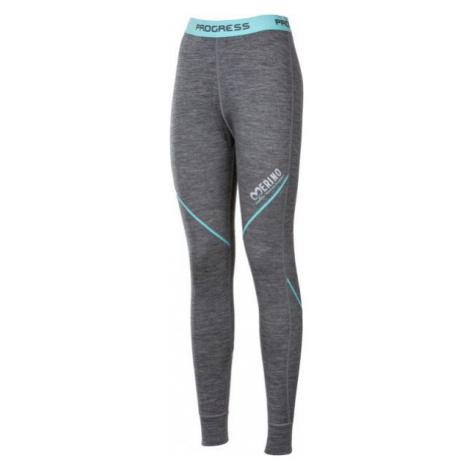 Progress MERINO LT-L grey - Women's underwear