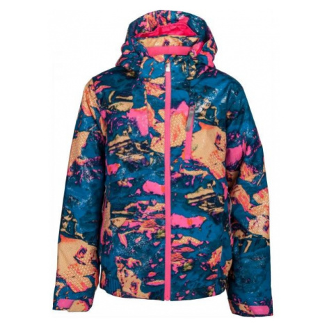 Spyder LOLA JACKET dark blue - Girls' jacket