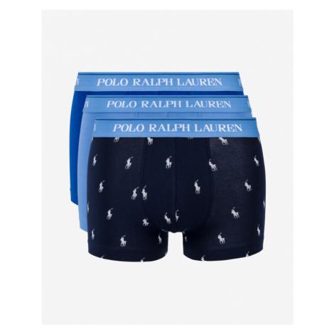 Polo Ralph Lauren Boxers 3 Piece Blue