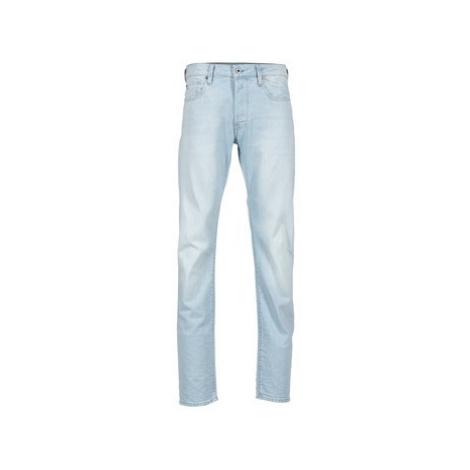 G-Star Raw 3301 SLIM men's Skinny Jeans in Blue