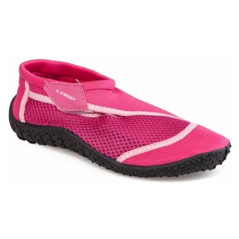 Loap SHARK KID pink - Kids' water shoes