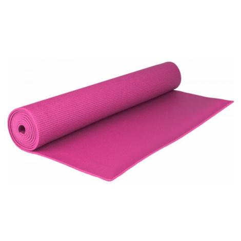 Fitforce YOGA MAT 180X61X0,4 pink - Exercise mat