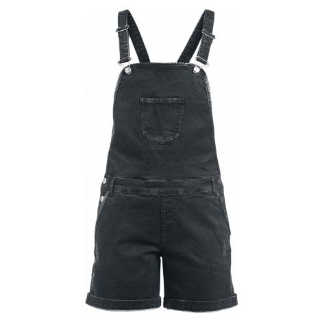 Rock Rebel by EMP - Starting All Over - Girls shorts - black