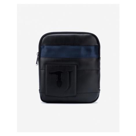 Trussardi Jeans Tici Medium Cross body bag Black Blue