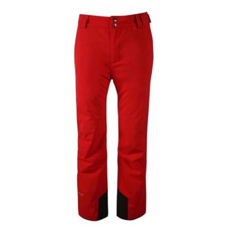 Fischer PANTS VANCOUER red - Men's ski trousers
