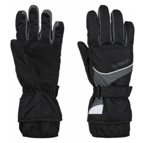 Loap RODON black - Men's winter gloves