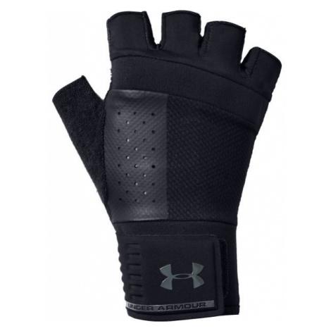 Under Armour MEN'S WEIGHTLIFTING GLOVE black - Men's gloves