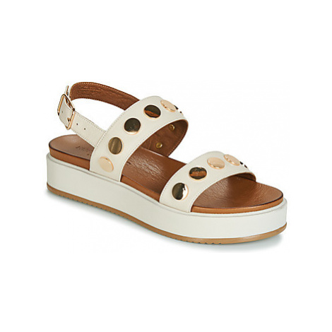 KG by Kurt Geiger MAKENNA women's Sandals in White KG Kurt Geiger