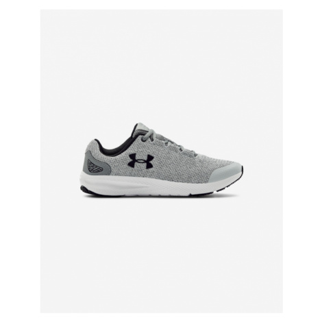Under Armour Grade School Charged Pursuit 2 Twist Kids Sneakers Grey