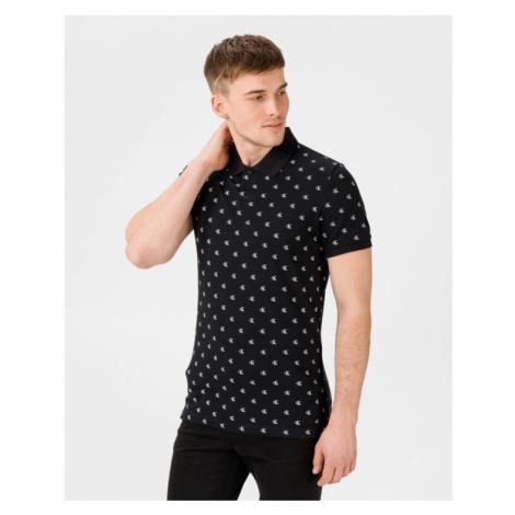 Calvin Klein Polo Shirt Black