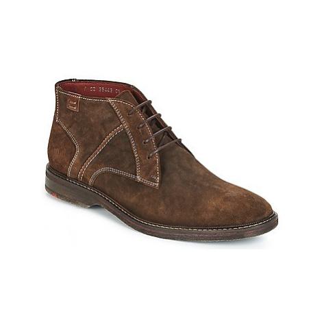 Lloyd DALBERT men's Mid Boots in Brown